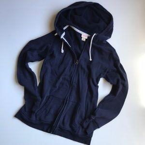 Mossimo lightweight zip up hoodie